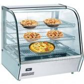Επιτραπέζια θερμαινόμενη βιτρίνα RH120