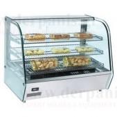 Επιτραπέζια θερμαινόμενη βιτρίνα DP160